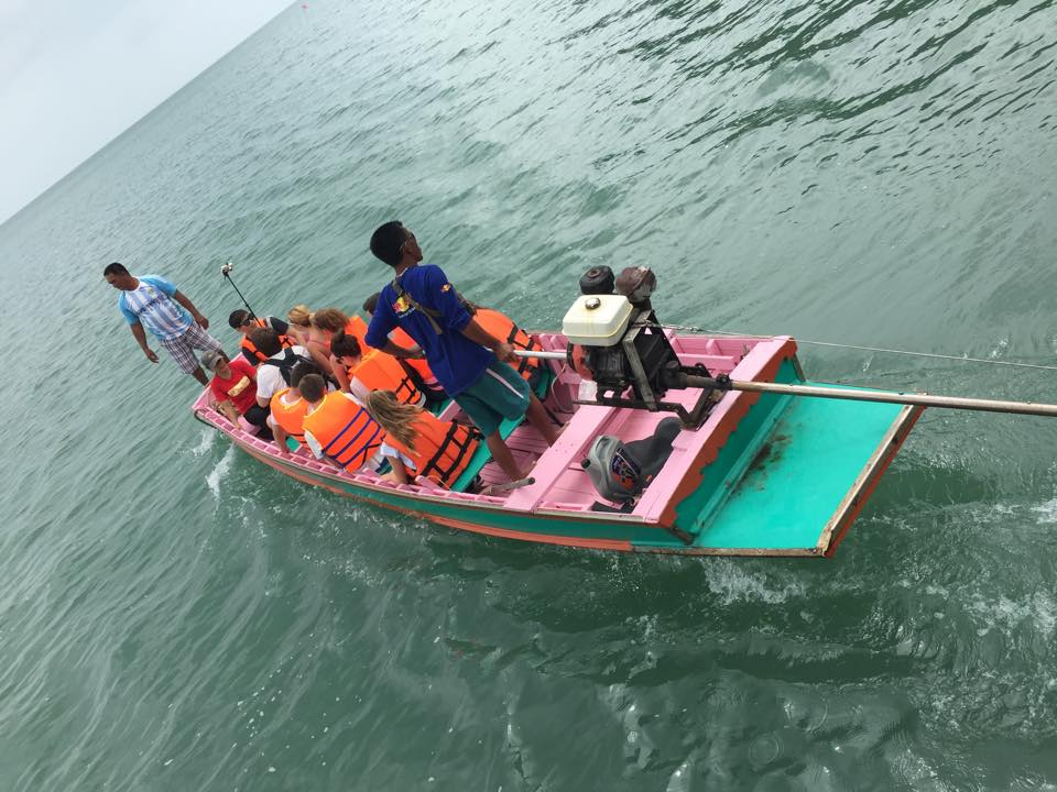 Game fishing by siam sea cret cruise hh27 2 huahin for Sea fishing games